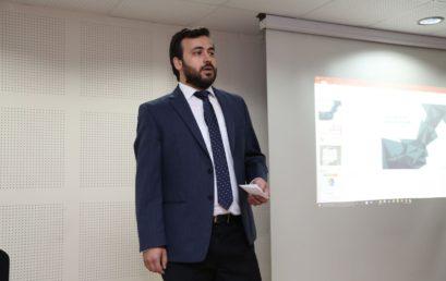 """""""Fikri Mülkiyet Hakları"""" ve """"Ulusal ve Uluslararası Hibe Fonları"""" konulu seminerimiz iki oturumda gerçekleştirildi"""