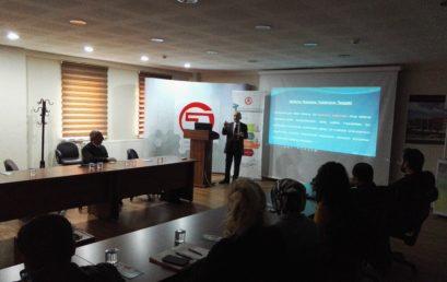 Teknoloji Geliştirme Bölgeleri (TGB) için Mali Yönetmelik Semineri düzenlendi