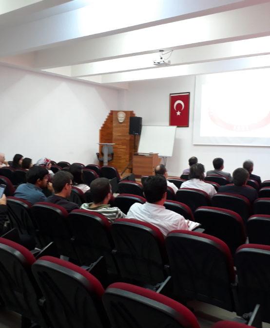 Teknoloji Fakültesi Bilgilendirme Toplantısı